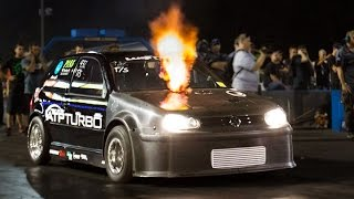 Download ENGINE CARNAGE! - Record holding VW goes BOOM! Video