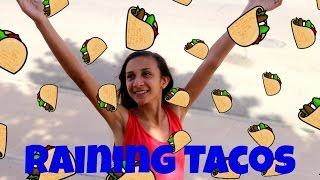 Download Raining Tacos | TAKOS Parody Video