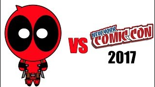 Download Deadpool vs New York Comic Con NYCC 2017 Video