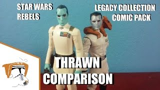 Download GRAND ADMIRAL THRAWN: Rebels VS Legacy Collection Comic Pack Video