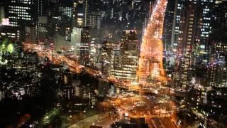 Download Tokyo Night View Video