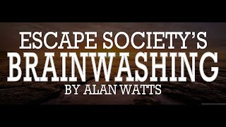 Download Alan Watts ~ Are You Tired Of Playing The Social Game? Video