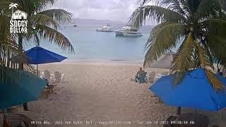 Download Soggy Dollar Bar Live Webcam - Jost Van Dyke, British Virgin Islands Video