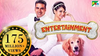Download Entertainment | Full Movie | Akshay Kumar, Tamannaah Bhatia, Johnny Lever | HD 1080p Video