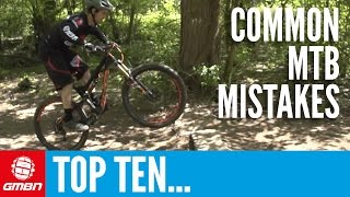 Download Top 10 Common Mountain Biking Mistakes – MTB Skills Video