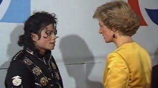 Download Michael Jackson meets Princess Diana & Prince Charles Video