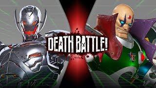 Download Ultron VS Sigma (Marvel VS Capcom) | DEATH BATTLE! Video