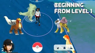 Download From level 1 catching legendary dogs [Pokemon Go New Raid Boss] Video