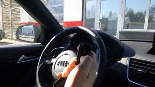 Audi A3 8V MIB Video in motion activation Free Download