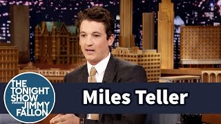Download Miles Teller Grew a Mustache and Got Ripped to Play Famed Boxer Video