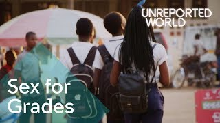 Download Students pressured to have sex for grades in Mozambique | Unreported World Video