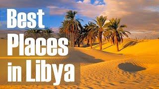Download 10 Best Travel Destinations in Libya Video