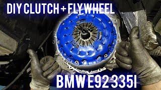 Download BMW 335i Clutch Install DIY! Video