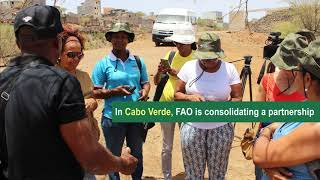 Download Network of Journalists for Environment, a partner for SDGs achievement in Cabo Verde Video