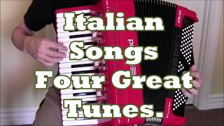 Download Italian Songs Accordion Roland FR 4x Video