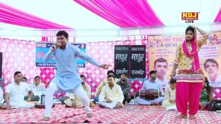 Download New Haryanvi Ragni 2016 | शान नटनी की देखि | Jaiveer Bhati | Baghpur Gretor Noida Ragni Competition Video