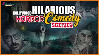 Download Tamil Horror Comedy Scenes | Arulnithi | Jithan Ramesh | Thambi Ramaiah | Yogi Babu | Srushti Video