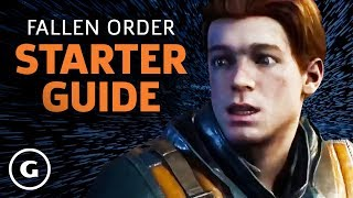 Download Star Wars Jedi: Fallen Order 12 Starter Tips You Need To Know Video