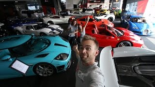 Download Dubai Supercar Shopping Video
