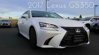 Download 2017 Lexus GS350 3.5 L V6 Review Video