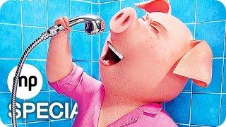 Download SING Film Clips & Trailer German Deutsch (2016) Video