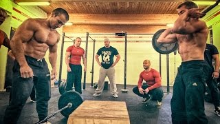 Download Calisthenics VS Powerbuilding - STRENGTH WARS 2k15 #5 Video