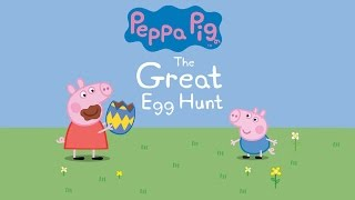 Download The Great Egg Hunt - Animated Peppa Pig Story Video