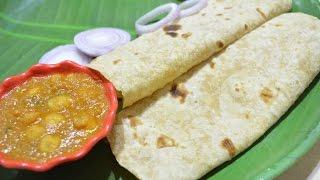Download Chapatti | Chana masala | Easy Dinner | Homemade Chapatti | Dinner Menu-1 Video