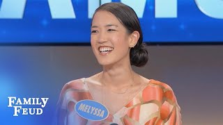 Download A WISE MAN once told MELYSSA... | Family Feud Video