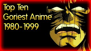Download Top 10 Goriest Anime from before the Year 2000 Video