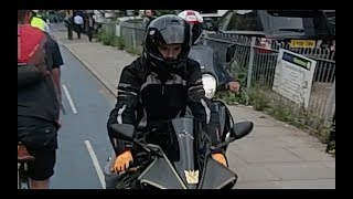 Download Motorcycle Theft Compilation London/Manchester UK | #ChaseTheThieves 2018 Video