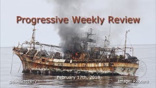 Download Progressive Weekly Review with Laura, Markus & John - February 17th, 2018 Video