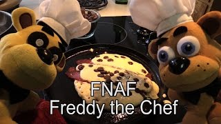 Download FNAF plush episode 37 - Freddy the Chef ″Super pancake″ Video