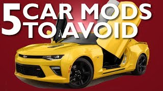 Download 5 Car Mods to Avoid Video