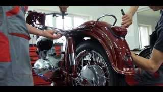 Download MOTOREN - Renovácia JAWA 353 Video