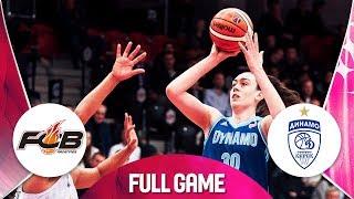 Download Carolo Basket v Dynamo Kursk - Full Game - EuroLeague Women 2018-19 Video