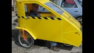 Download Delta motor assisted tricycle Video