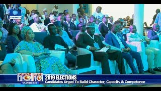 Download Young Candidates Gather In Abuja For #NotTooYoungToRun Conference Pt.1 10/12/18  News@10  Video