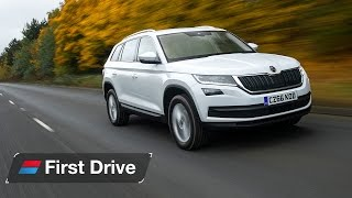 Download 2017 Skoda Kodiaq first drive review Video