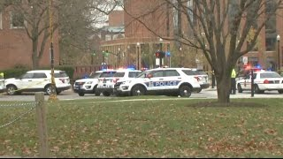 Download RAW VIDEO: Active shooter reported on Ohio State University Campus Video