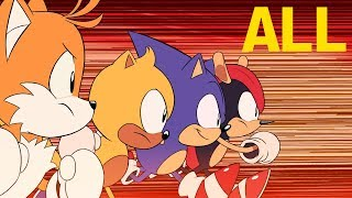 Download Sonic Mania Adventures - All Episodes Video