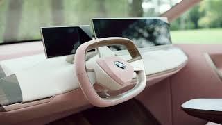 Download 2018 BMW Vision INEXT // Interior design Video