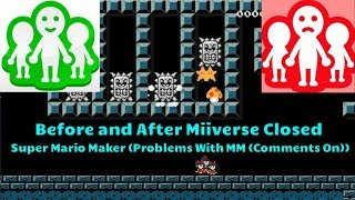 Download How Miiverse Closing Has Affected One Of My Super Mario Maker Levels Which Has Over 700 Stars Video