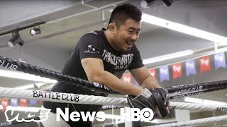 """Download The MMA Fighter On A Mission To Expose """"Fake Martial Artists"""" in China (HBO) Video"""