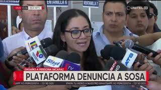 Download Denuncian a Angélica Sosa Video