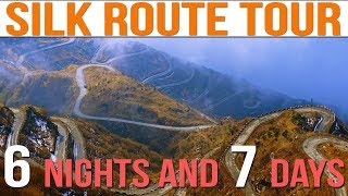 Download Silk Route Tour   Silk Route Tour Package   Sillery Gaon Video
