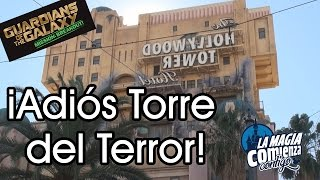 Download ¡ADIÓS TORRE DEL TERROR! #lamagiacomienzacontigo Video