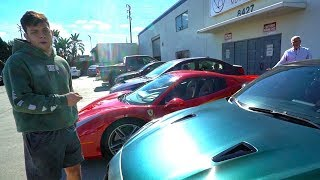 Download ANGRY OLD MAN VS TEENS WITH SUPERCARS! Video