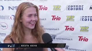 Download FinRX sarjan KRC luokkien kolmas osakilpailu ajettiin Jurvan radalla. Video