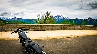 Download Mt St Helens on Her 39th!! • Iron Takes the Journey! | TheSmoaks Vlog 1280 Video